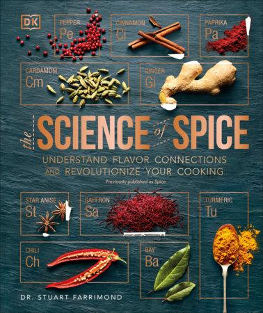 Spice by Dr. Stuart Farrimond