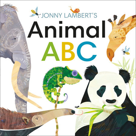 Jonny Lambert's Animal ABC by Jonny Lambert