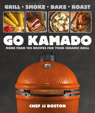 Go Kamado by JJ Boston