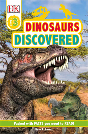 DK Readers Level 3: Dinosaurs Discovered