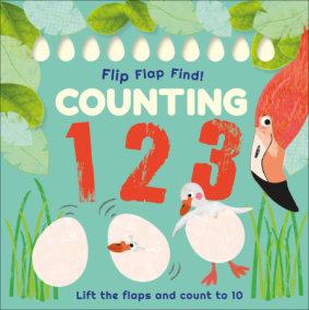 Flip, Flap, Find! 1, 2, 3