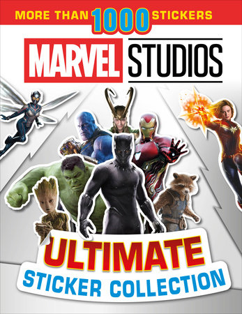 Ultimate Sticker Collection: Marvel Studios