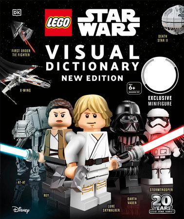 LEGO Star Wars Visual Dictionary New Edition by DK