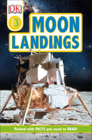 DK Readers Level 3: Moon Landings