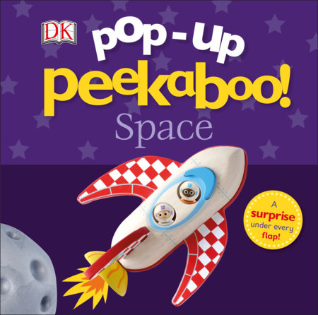 Pop-Up Peekaboo! Space by DK