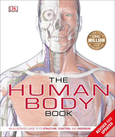 The Human Body Book by Richard Walker and Steve Parker