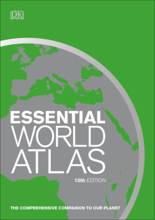 Essential World Atlas, 10th Edition