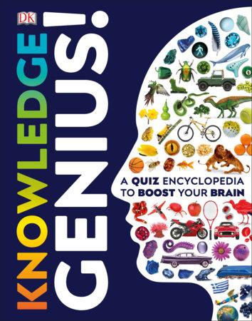 Knowledge Genius! by DK