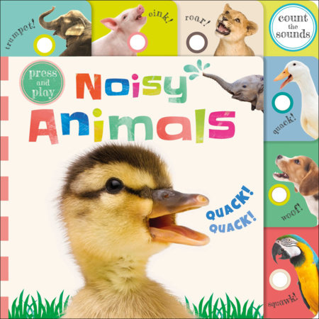 Press and Play: Noisy Animals