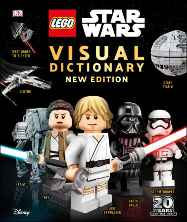 LEGO Star Wars Visual Dictionary, New Edition