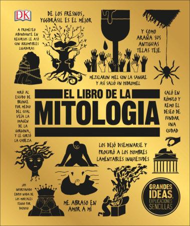El libro de la mitología by DK