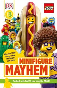 DK Readers Level 3: LEGO Minifigure Mayhem