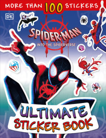 Ultimate Sticker Book: Marvel Spider-Man: Into the Spider-Verse