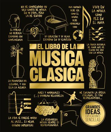 El libro de la música clásica (The Classical Music Book) by DK