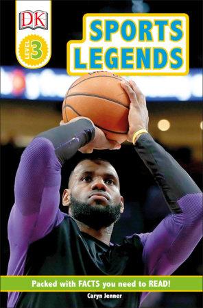 DK Readers Level 3: Sporting Greats