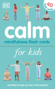 Calm - Mindfulness Flash Cards for Kids