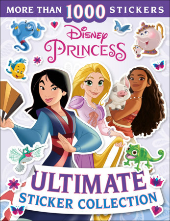 Disney Princess Ultimate Sticker Collection by DK