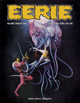 Eerie Archives Volume 22