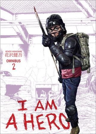 I am a Hero Omnibus Volume 2 by Kengo Hanazawa