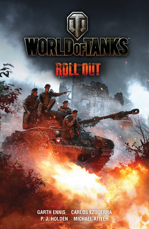 World of Tanks by Garth Ennis