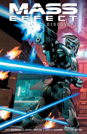 Mass Effect: Discovery by Bioware and Jeremy Barlow