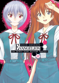 Neon Genesis Evangelion: The Shinji Ikari Raising Project Volume 17