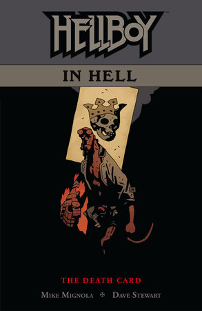 Hellboy in Hell Volume 2: The Death Card