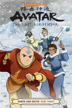 Avatar: The Last Airbender--North and South Part Three by Gene Luen Yang, Michael Dante DiMartino and Bryan Konietzko