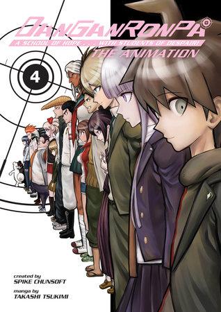danganronpa the animation volume 4 by takashi tsukimi