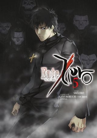 Fate Zero Volume 5 By Shinjiro 9781506701752 Penguinrandomhouse Com Books