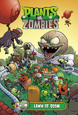 Plants vs zombies volume 8 lawn of doom by paul tobin plants vs zombies volume 8 lawn of doom by paul tobin voltagebd Gallery