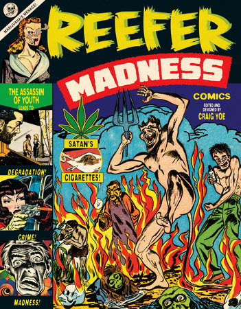Reefer Madness by Jerry Siegel and Joe Shuster