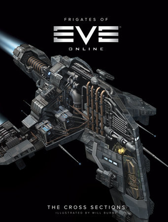 The Frigates of EVE Online by Paul Elsy, Charles White and Nick Bardsley
