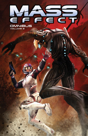Mass Effect Omnibus Volume 2 by Mac Walters and Jeremy Barlow