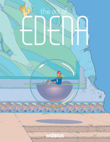 Moebius Library: The Art of Edena