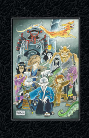 The Usagi Yojimbo Saga: Legends