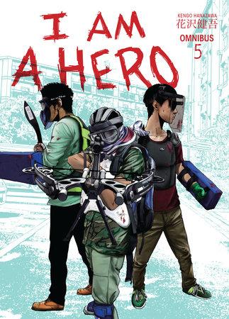 I Am a Hero Omnibus Volume 5