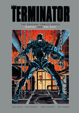 The Terminator: The Original Comics Series-Tempest and One Shot