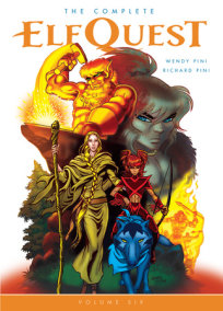 The Complete ElfQuest Volume 6