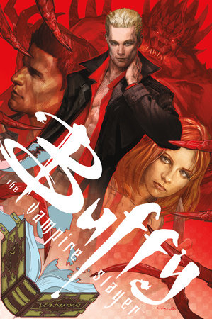 Buffy Season 10 Library Edition Volume 2 by Joss Whedon and Christos Gage