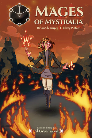 Mages of Mystralia by Brian Clevinger