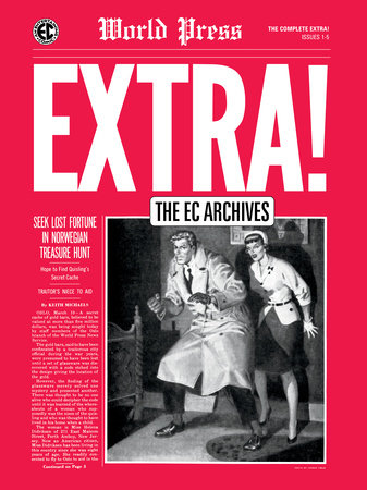 The EC Archives: Extra by Johnny Craig