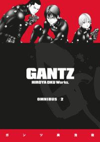 Gantz Omnibus Volume 2