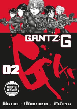 gantz g volume 2 by hiroya oku penguinrandomhouse com books