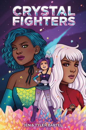 Crystal Fighters by Jen Bartel and Tyler Bartel