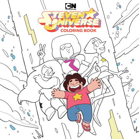 Steven Universe Adult Coloring Book Volume 1