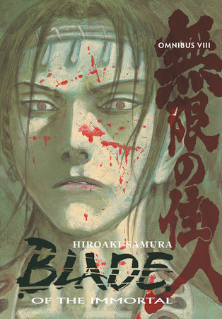Blade of the Immortal Omnibus Volume 8