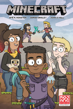 Minecraft Volume 1 (Graphic Novel)