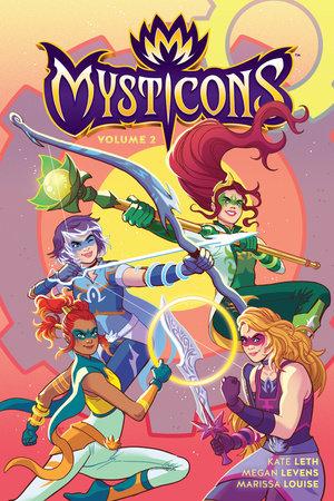 Mysticons Volume 2