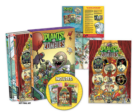 Plants vs. Zombies Boxed Set 4